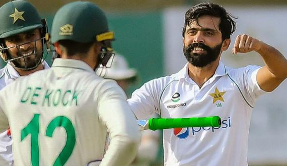 Fawad Alam Very happy on Century Against South Africa in Homeland