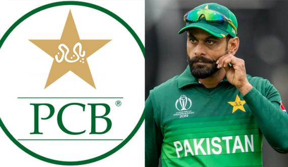 PCB in contact with Mohammad Hafeez till last moment