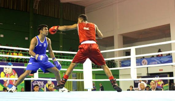 ohdo ka jhagra pakistani boxing tabahi kay dihanay par pohanch gai