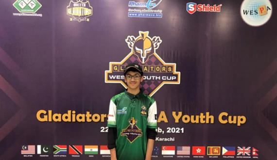sri lanka ko shikast pakistan youth world scrabble championship kay final main puhnch gaya