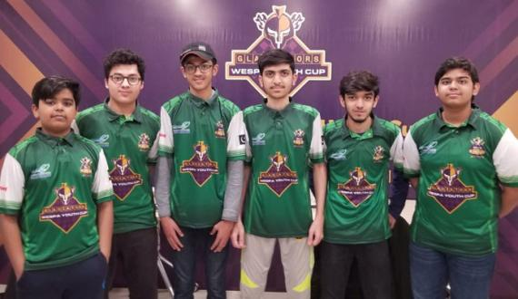 world youth scrabble cup pakistan team ko final main shikast