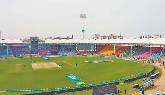 pindi sae griftar buki ka national stadium mein bhi dakhil honay ka inkeshaf