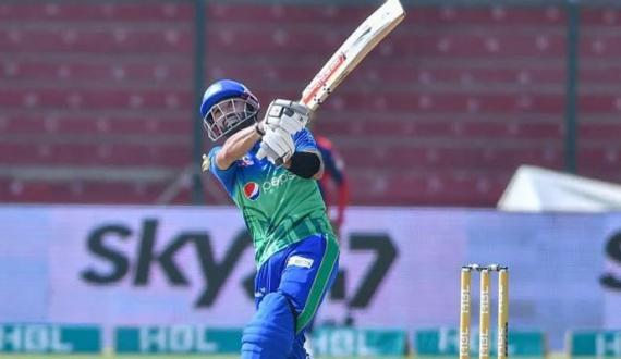 multan sultan ka karachi kings ko 195 runs ka target