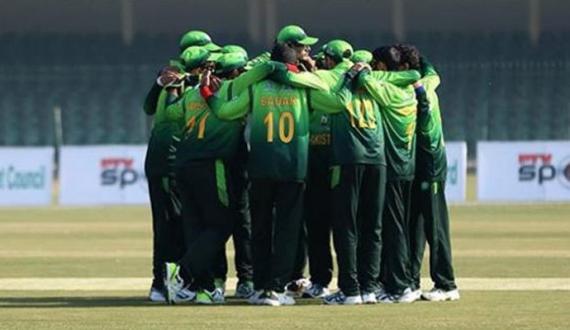 saifariqi series kay liye pakistan blind cricket team ka elan