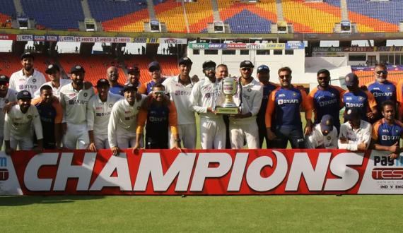 bharat ICC test championship kay final main