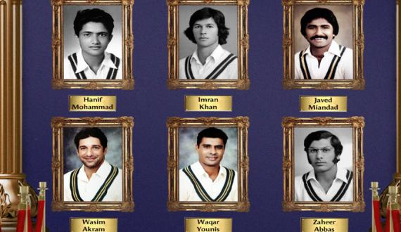 PCB Hall of Fame Starts with Six player