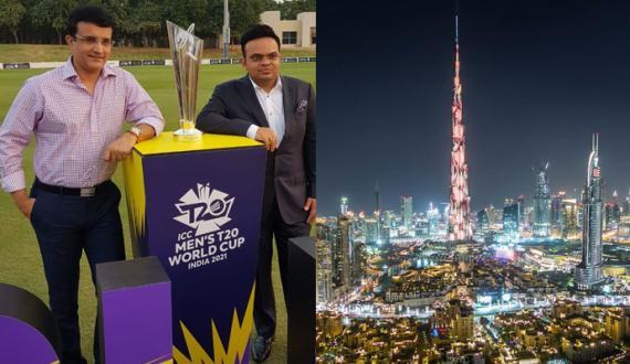 UAE T20 world cup ki mezbani ka mazboor umeedwar