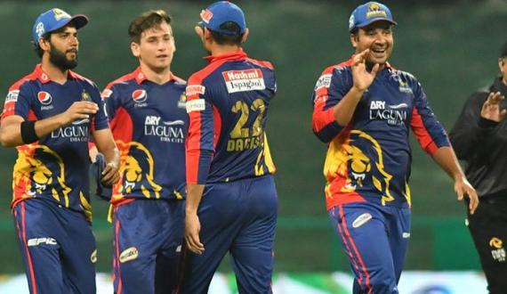 Karachi King qualify For Play off After defeat to Quetta in 29th psl6 match