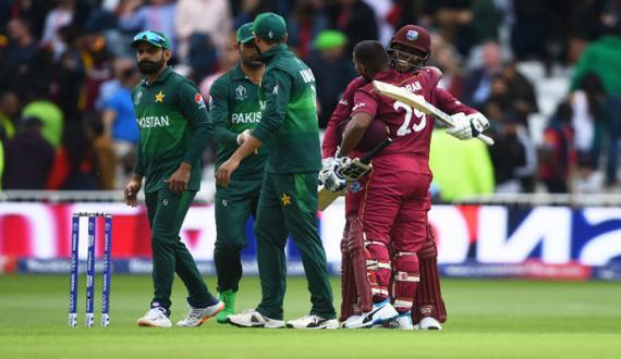 pakistan aur west indies kay darmiyan pehla T20 mansukh