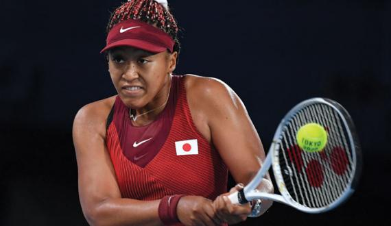 tokyo olympics tennis Naomi Osaka ka safar khatam