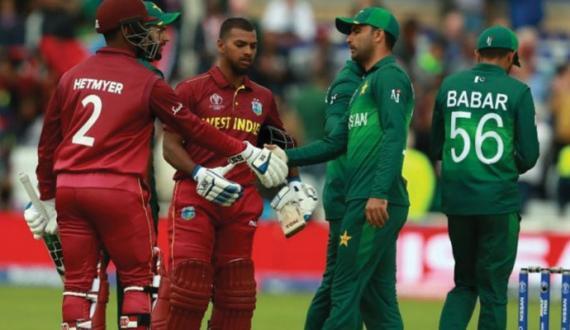 Pakistan aur west indies kay darmiyan pehla t20 Aj khela jaega