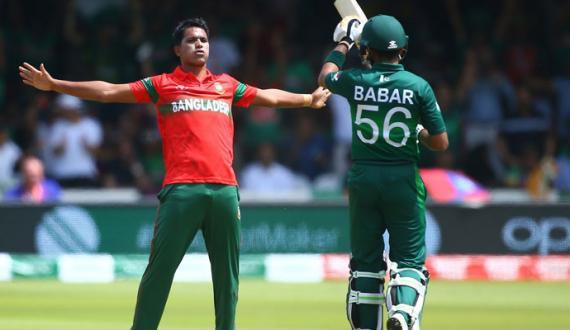 pakistan cricekt team november mein bangladesh ka dora karay gi