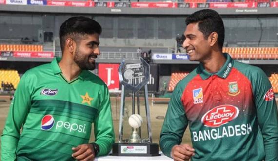 Pakistan team ka panch sal baad dorah bangladesh series November main hogi