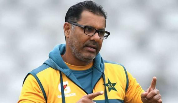 yeh team pakistan ki sabz hilali percham ki sarbulandi ka waqt hai waqar younis