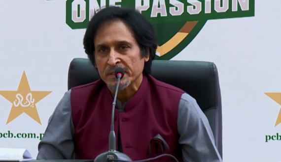 ramiz raja pakistan cricket board mein nai intezami team laye gae