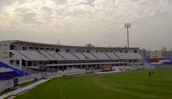 pindi cricket stadium sae mazeed bookie griftar