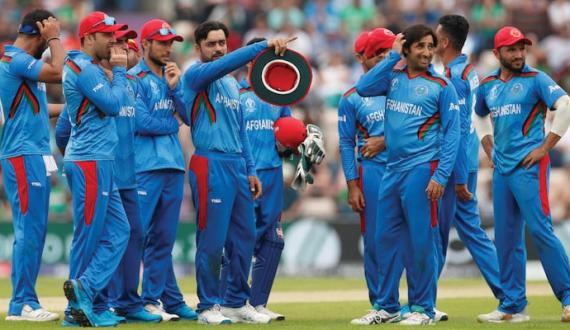 afghanistan cricket team ko uae mien training camp kay liye visa ka intezar