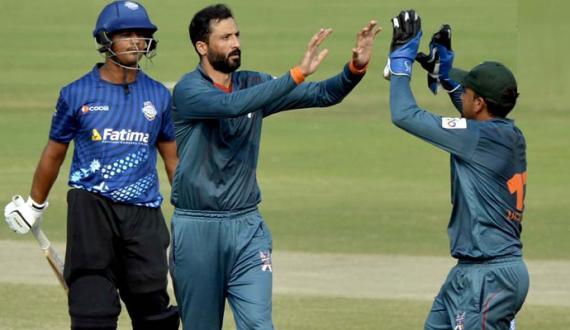 National T20 cup Southern Punjab 5th defeat Baluchistan won the match