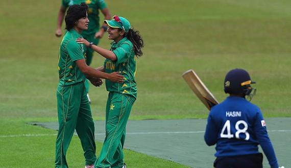 Pakistan and Sri Lankan women Team series possible