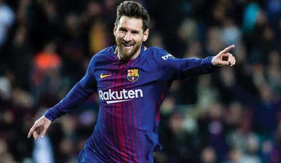 Lionel Messi lutnay sae bal bal bach gaye