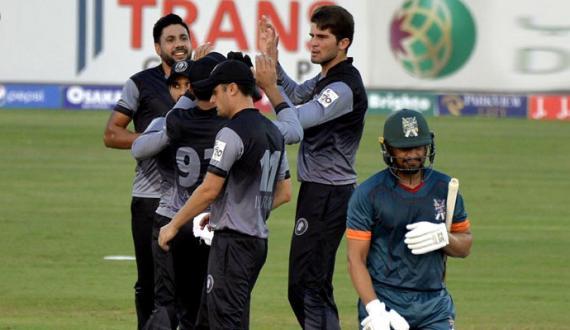 National T20 Cup Khyber pakhtunkhwa best Baluchistan by 55 Runs